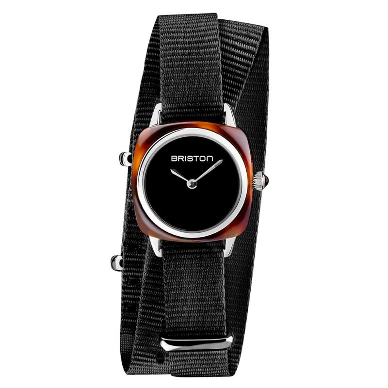Reloj Briston Clubmaster Lady 19924.SA.T.1.NB
