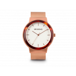 Reloj Mr.Boho Walnut Copper 00728950