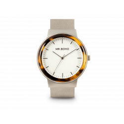 Reloj Mr.Boho Flecked Iron 00728949