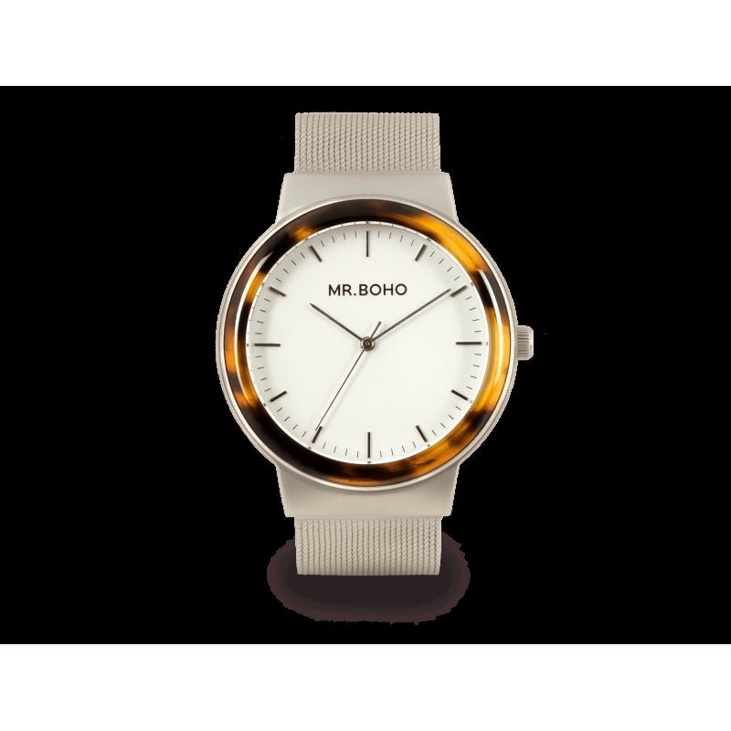 Reloj Mr.Boho Flecked Iron 00728949